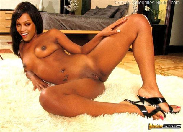black celebrity women naked