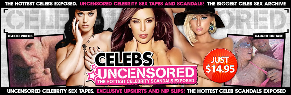 Celebs Uncensored Discount: Normally $39.95, You Pay Just $14.95 For 30 Day Access!